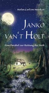Janko van't Holt - Umschlag